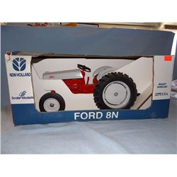 Ford 8N tractor, 1:8, Scale Models, NIB