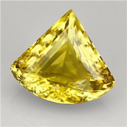 Natural Lemon Citrine Gemstone 54.01 Carats - VVS