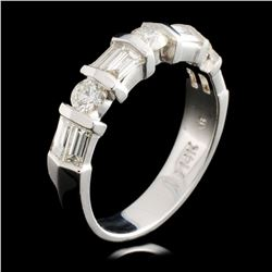 14K Gold 1.03ctw Diamond Ring