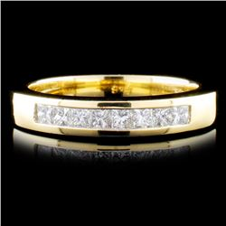 14K Gold 0.35ctw Diamond Ring