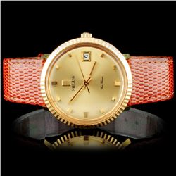 Milus 18K Gold Ladies Wristwatch