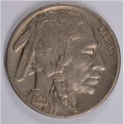 1920-S BUFFALO NICKEL VF/XF