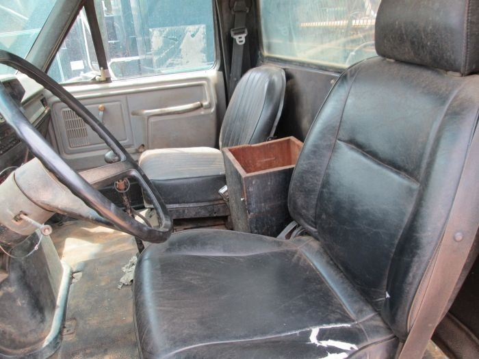 1995 ford f series fuel lube truck vin sn. Black Bedroom Furniture Sets. Home Design Ideas