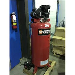 Campbell hausfeld industrial air compressor for parts or for Industrial electric motor repair
