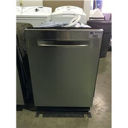 bosch silence plus 42dba stainless steel front built in dishwasher. Black Bedroom Furniture Sets. Home Design Ideas