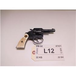EM-GE ,  MODEL: 22 KS ,  CALIBER: .22 SH