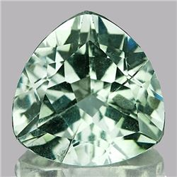 Natural Green Tea Amethyst 5.08 Carats - No Treatment
