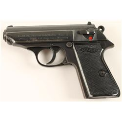 Walther PPK/S .380 SN: 225192S