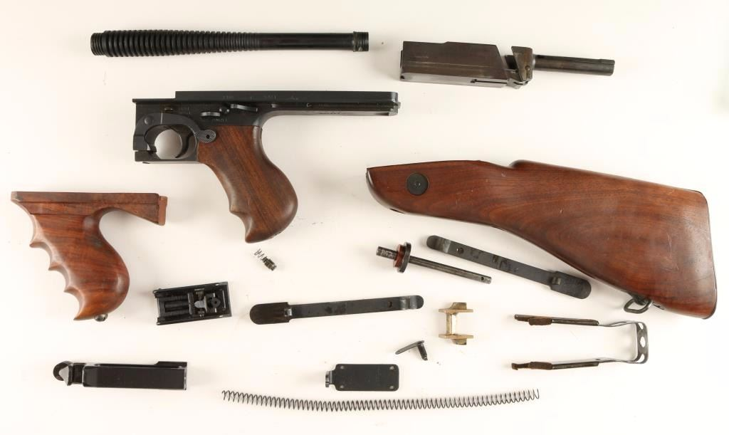 machine gun parts kits