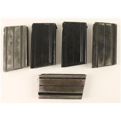 (5) FAL .308 Mags