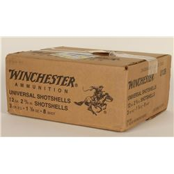 200 Rounds of Winchester 12Ga Shotshells