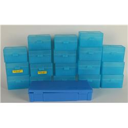 Lot of Dillon Plastic Containers for Ammo