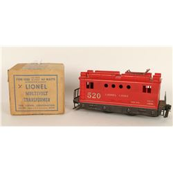 Lionel Train Collector Lot