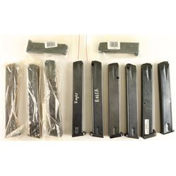 (11) Ruger P85/89 9mm Mags