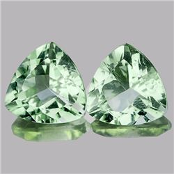 Natural Green Tea Amethyst 10.47 Carats - No Treatment