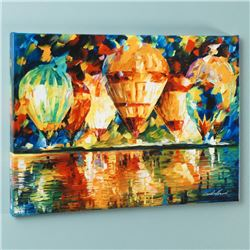 Balloon Show by Afremov, Leonid