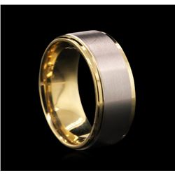 14KT Two-Tone Gold Ring