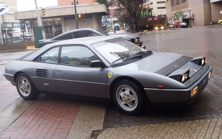 1990 ferrari mondial t coupe the electric garage. Black Bedroom Furniture Sets. Home Design Ideas