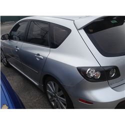 2008 Mazda Speed 3, 200k miles, located in Beaumont, Texas, Start, Runs and Drives Very Nice!