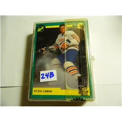 1991 Classic Draft Picks Hockey card Complete Set FACTORY SEALED, #75832/360,000 Limited Edition