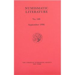 Numismatic Literature & The Asylum