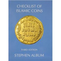 Album's Checklist of Islamic Coins
