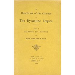 First Edition Goodacre on Byzantium