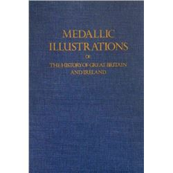 Reprint Plates for Medallic Illustrations of Great Britain & Ireland