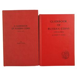 Harris Guidebooks on Russian Coins