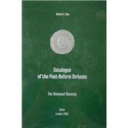 Klat on Umayyad Dirhams