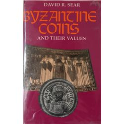 Sear on Byzantine Coins