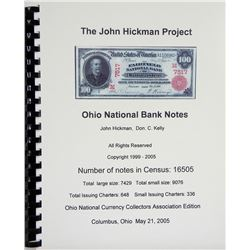 The John Hickman Project: Ohio National Bank Notes