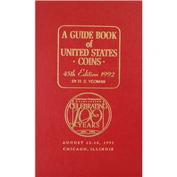 ANA Centennial Edition Red Book