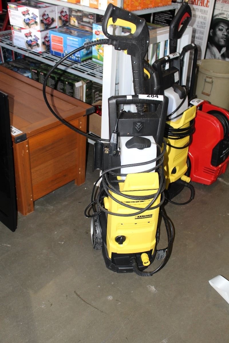 Karcher Electric Pressure Washer Able Auctions