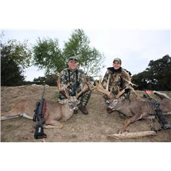 L & L Adventures Combo Whitetail & Exotic hunt CREDITS
