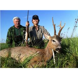Safari Unlimited - Serbian Roebuck HUNT