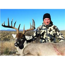 Rancho El Chupadero - Whitetail Deer Hunt
