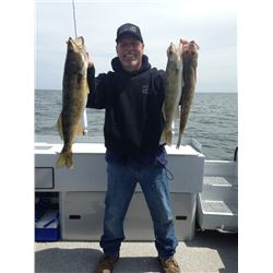 Reel Rumors Walleye Fishing for 4