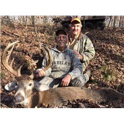 Safari Unlimited - Missouri Whitetail Hunt