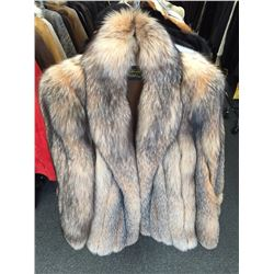 Burtrum Furs - Crystal Fox Jacket