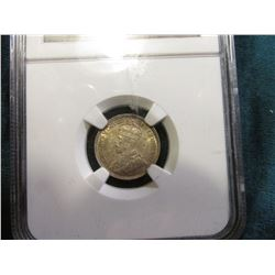 1932 Canada Silver Dime NGC slabbed MS 62.