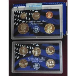 2003 S U.S. Proof Set. Original as issued.
