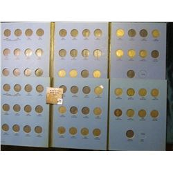 (2) Partial Sets of Liberty Head Nickels in a Whitman folders. (Total of 23 pcs.).