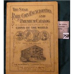 "(1925) ""The Star Rare Coin Encyclopedia and Premium Catalog an Elaborate Encyclopedia of the Coins o"