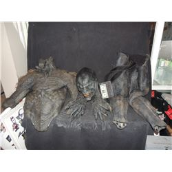 BLOOD THE LAST VAMPIRE SCREEN USED ANIMATRONIC DEMON HEAD AND COMPLETE CREATURE SUIT