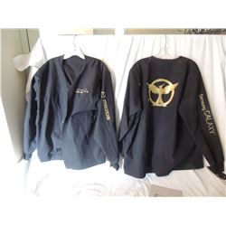 HUNGER GAMES MOCKINGJAY PROMO JACKETS LOT OF 2
