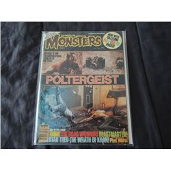 FAMOUS MONSTERS OF FILMLAND #186