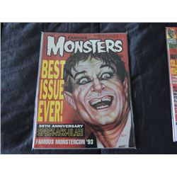 FAMOUS MONSTERS OF FILMLAND #200