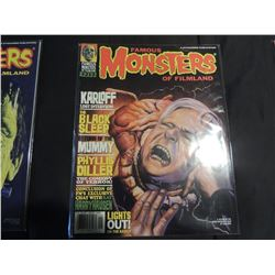 FAMOUS MONSTERS OF FILMLAND #213