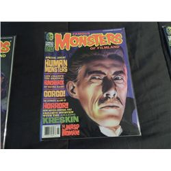 FAMOUS MONSTERS OF FILMLAND #217